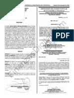 Gaceta Oficial 41554 Seniat Tasa Intereses Moratorios