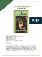 Angela Devine - Deseo de Venganza
