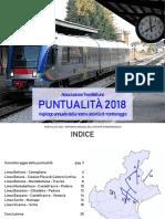 TreniBelluno Puntualità 2018