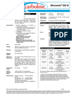 Bitumastic 300 M PDS 5-10 ES-LA