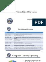 Corpus Christi proposed regulations on dockless vehicles