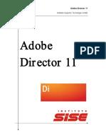 Manual Adobe Director 11