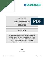 Edital Credenciamento - SENAI GO - Final Rev. 31-10