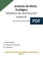 Modelamiento de Nicho Ecológico
