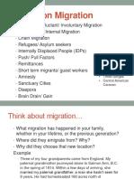 10 Migration Part 1