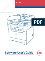 Oce FX3000 Users Guide