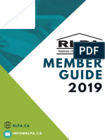 Welcome Guide - 2019