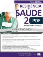 (s00255)Prova Objetiva - Nutricao Clinica