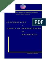 Teoria da Demonstração Em Matemática