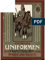 French Uniform of 1911