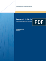 Report - Case Study 6 - Stroke - July 2010 - Hospital Review 2009-10 - Apd