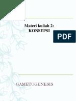 Materi Kuliah 2.4 - Konsepsi
