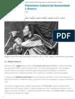 Reggae Agora é Patrimônio Cultural Da Humanidade Reconhecido Pela Unesco - Geledés