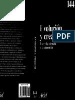 ALEMAÑ BERENGUER, Rafael, Evolucion y creacion. Entre la ciencia y la creencia, Barcelona 1996.pdf