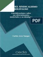 M-4015 Crisis Del Sindicalismo Boliviano Falta Pagina 30