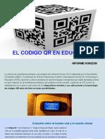 El Codigo Qr en Educacion