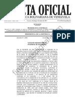 Decreto 2.889 - 04 de Junio de 2017 - Complementa a Prosto Para as Bases Comiciais Para Contidas No Decreto 2.878