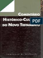 Comentário Histórico Cultural do Novo Testamento - Lawrence O. Richards.pdf