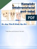 Kompleks dentokraniofasial post natal (TITA).pptx