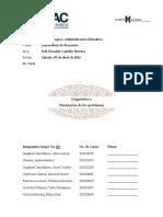Diagnostico y priorización de proyectos