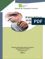 Manual Envio de Datos ITBIS Ver 03