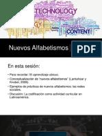 Nuevos Alfabetismos - Conceptos y Prácticas