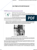 Pan-Africanism, Women's Rights and Socialist Development _ Global Research