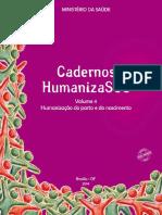 2014 Humanização do Parto e do Nascimento.pdf