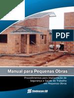 Procedimentos para Implantação de Segurança e Saúde do Trabalho em Pequenas Obras.pdf