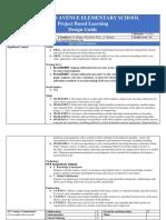 unit 1-4th grade 2018-2019 pbl template