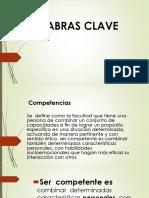 2.Palabras Clave