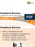 3.02 Peripheral Devices