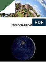 Clase 14. Ecología Urbana
