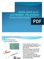 Jenis-jenis Instrumentasi Pelayanan Darah Dan Fungsinya_1