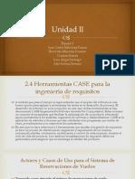 Herramientas CASE Para La Ingeniería de Requisitos