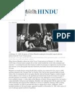 On Mandela, in The Hindu, Feb 15, 2015.docx