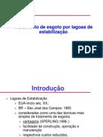 PDF- Tratamento de Esgoto Por Lagoas de Estabilização - Marcelus