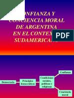 2) Confianza y Transparencia en La Sociedad Posmoderna