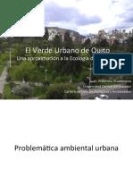 El Verde Urbano