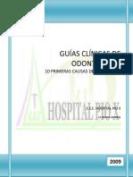 Guias Clinicas de Odontologia