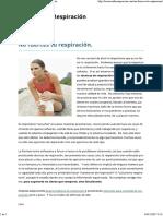 No fuerces tu respiración. - Técnicas de Respiración.pdf
