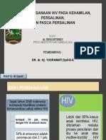 Laporan Kasus Hiv Dalam Kehamilan