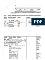 Planificacion de Unidad Didactica Primer Parcial Primer Curso Emprendimiento