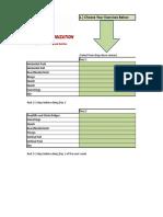 My Powerlifting Spreadsheet