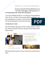 Thiết Kế Web Giới Thiệu Công Ty Chuyên Nghiệp Tập Đoàn Gfs