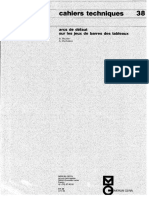 Schneider Electric - Cahier Technique 38 - Arc de Défaut Sur Les Jeux de Barres Des Tableaux