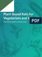 Vegetarian and Vegan Recipe Book