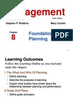 10erobbins PPT08 Planning