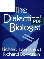 1985 the Dialectical Biologist