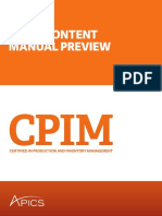 Cpim Ecm v6 0 Part 1 Preview Final
